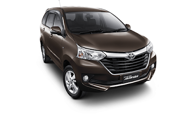 Grand New Toyota Avanza Warna Dark Brown Mica Metallic