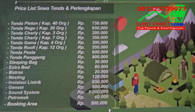 Kampung Cai Ranca Upas Bandung West Java Indonesia, tiketing, prewedding - KampungCai.COM
