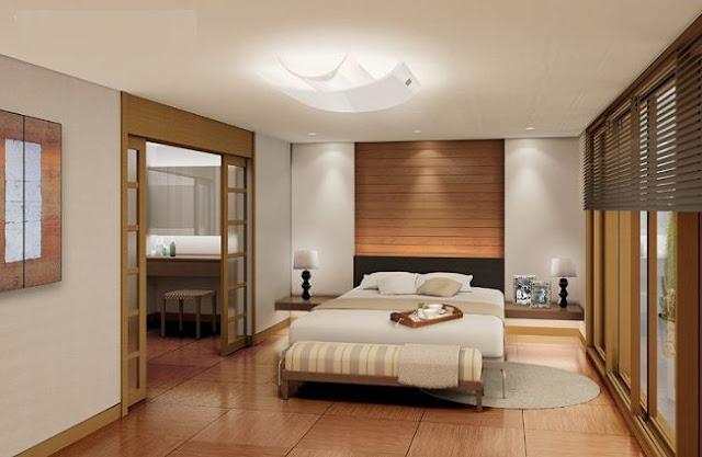 Căn hộ 2 phòng ngủ của Samsora 105 Chu Văn An
