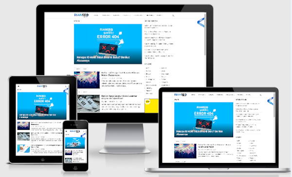 Download Viomagz blogger template Redesigned blogger template