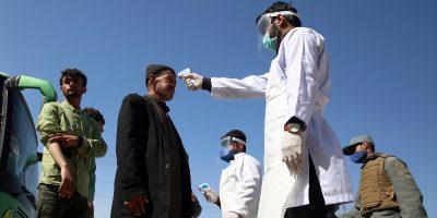 Afghanistan, Covid: ultime ore sei casi positivi registrati.