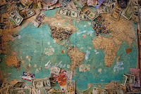 Dollar Map - Photo by Christine Roy on Unsplash