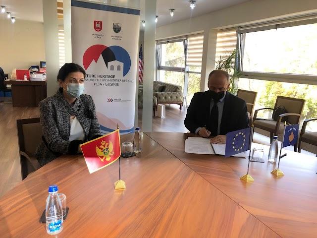 Potpisan sporazum za projekat vrijednosti 358 hiljada eura