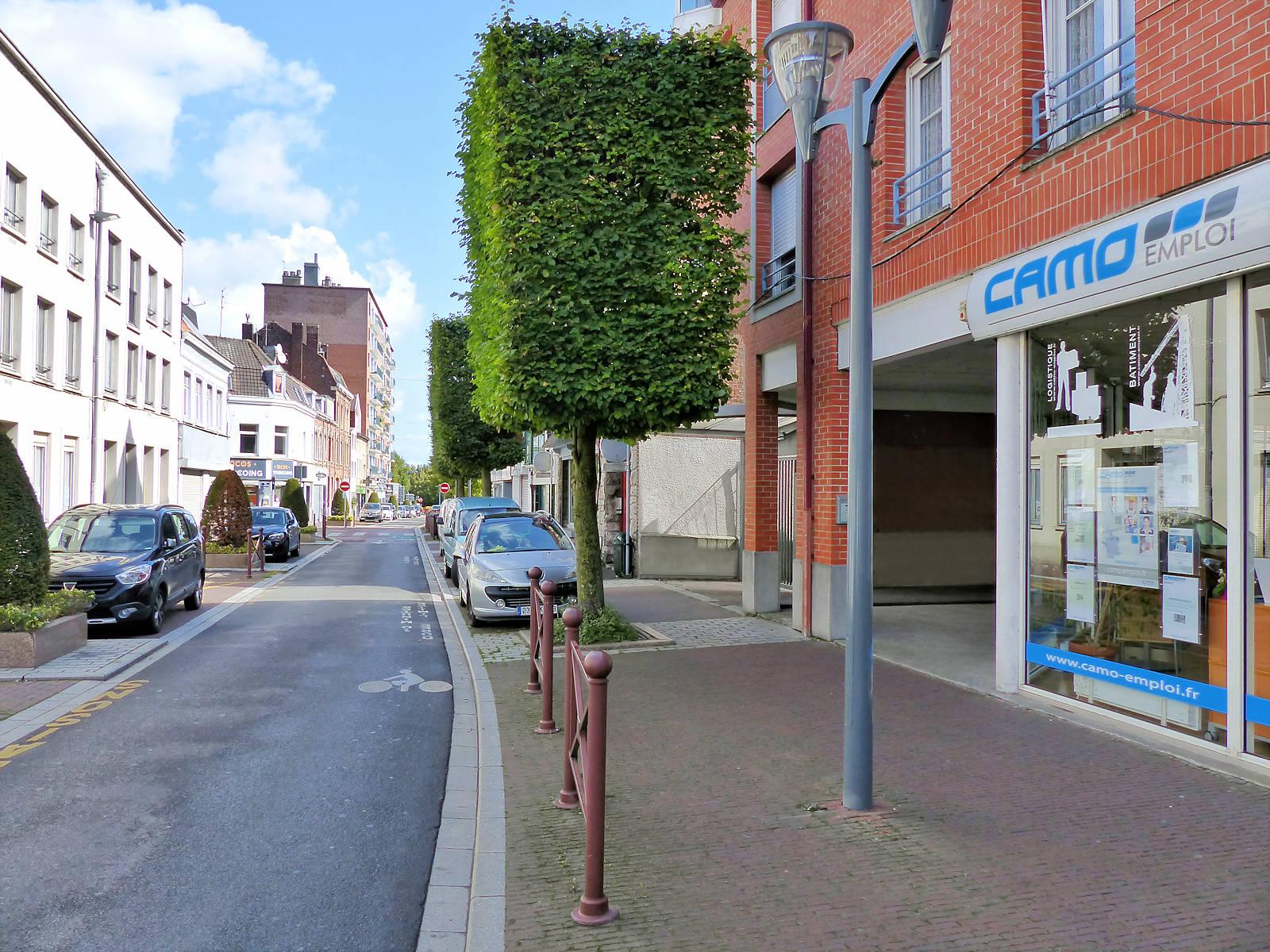 CAMO Emploi - Rue de la Cloche, Tourcoing.