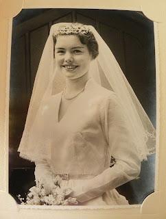Brenda Gossage bride