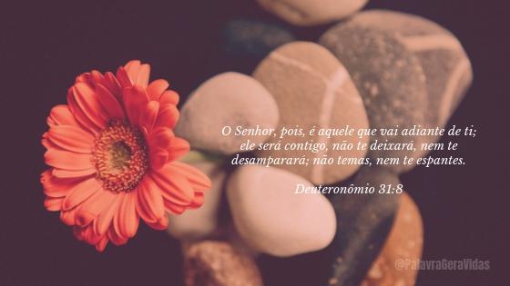 Top 10 Versículos Bíblicos - Deuteronômio 31.8
