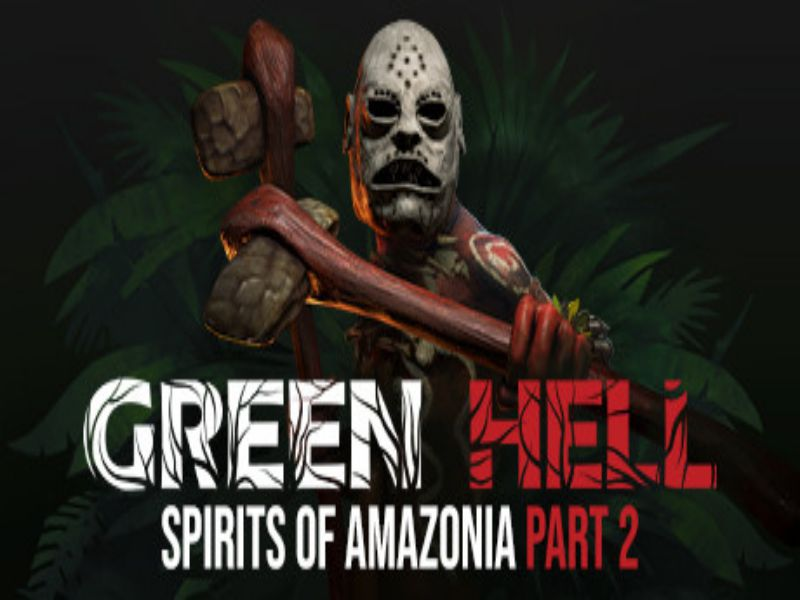 Download Green Hell Game PC Free