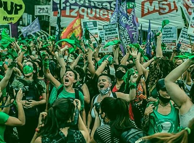 Argentina aprueba el aborto legal, seguro y gratuito