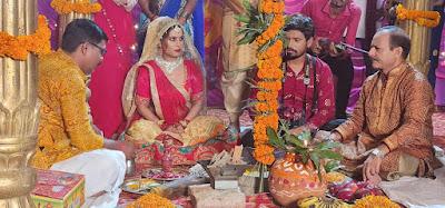Michael Photographer actor pravesh lal yadav and sanjana raj