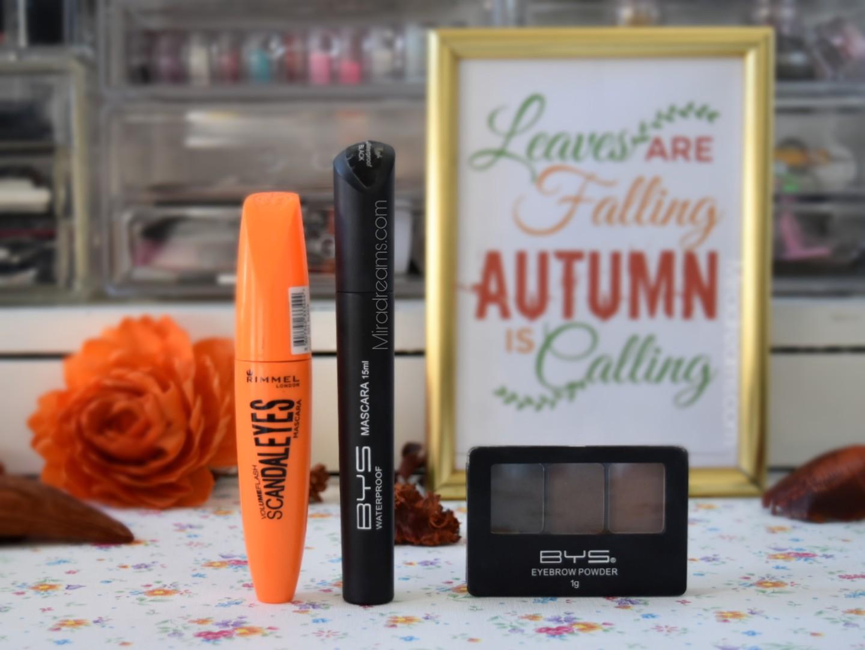 5d21d5dee4c Ma Trousse maquillage pour l'automne 2018