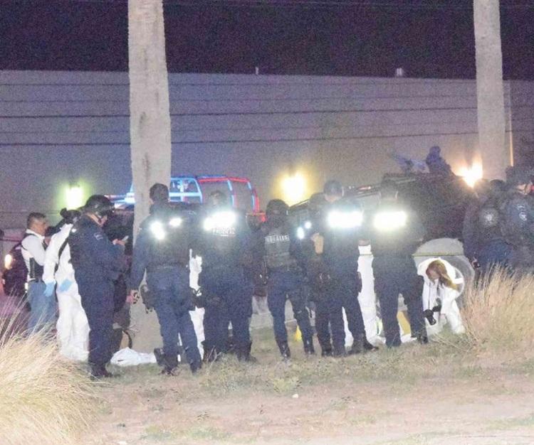 """Sicario es abatido a darse """"Topón""""  con  Federales"""