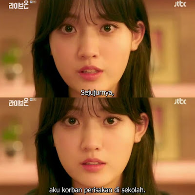 Drama Live On Episode 7 Baek Horang Jung Da Bin