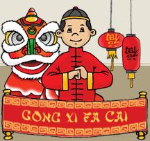 Wallpaper Ucapan Gong Xi Fa Cai 2017