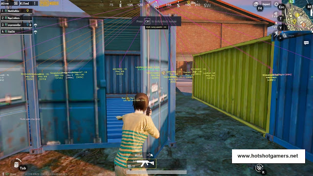 PUBG Mobile Vn-Hax – Aimbot, Wallhack, Norecoil | AppMarsh