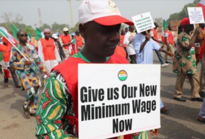 LagbajaUpdates || Minimum wage: Labour rejects FG's proposal
