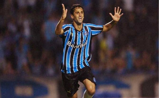 Benfica Blog Jonas Gonçalves Grémio