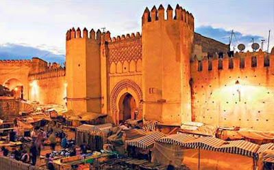 Wisata Halal Maroko