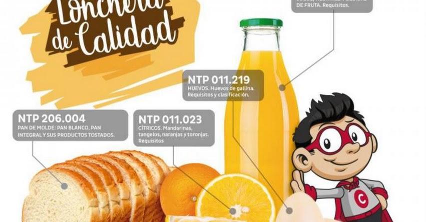 Consejos para seleccionar productos de calidad para una lonchera saludable
