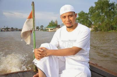 Sebut FPI dan Habib Rizieq Lakukan Dakwah Terbaik, Ini Penjelasan KH M Arifin Ilham