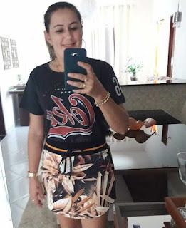 Mulher é assassinada a facadas em São Bento (PB), na manhã deste sábado