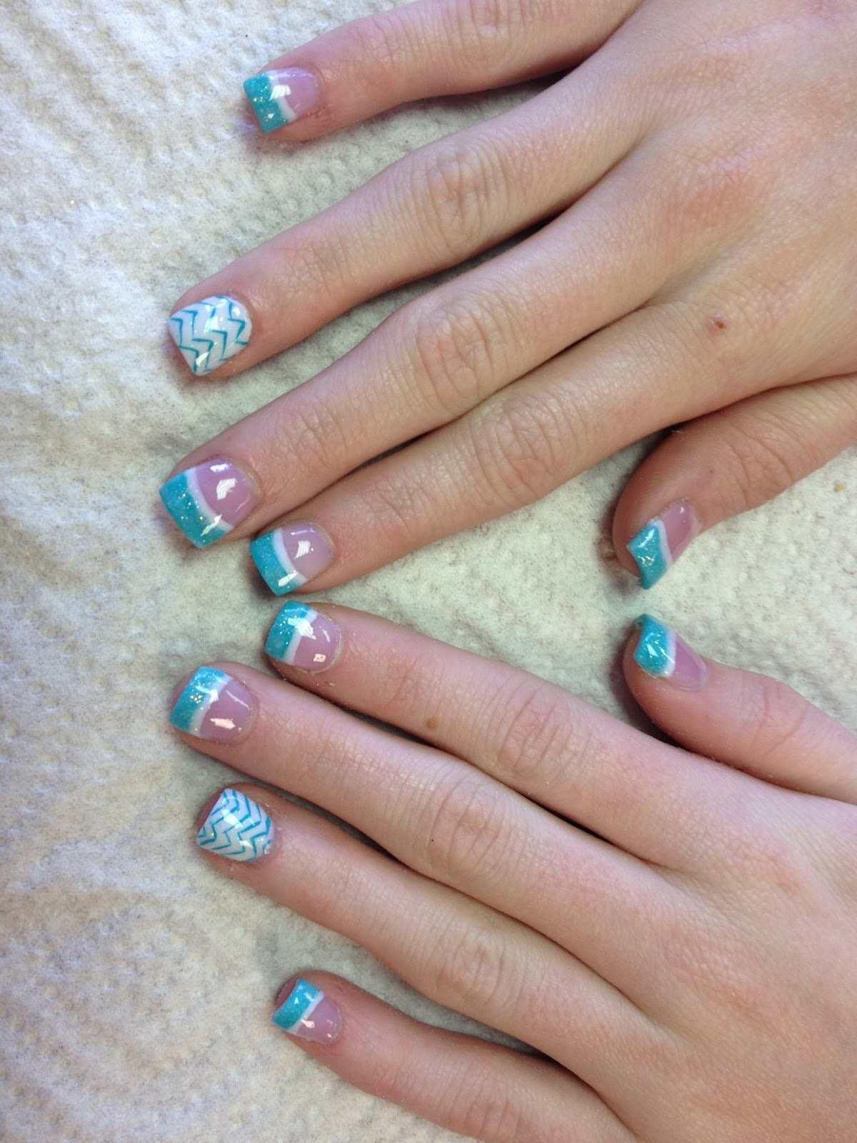 Passion For Fashion! : Spring Break Nails