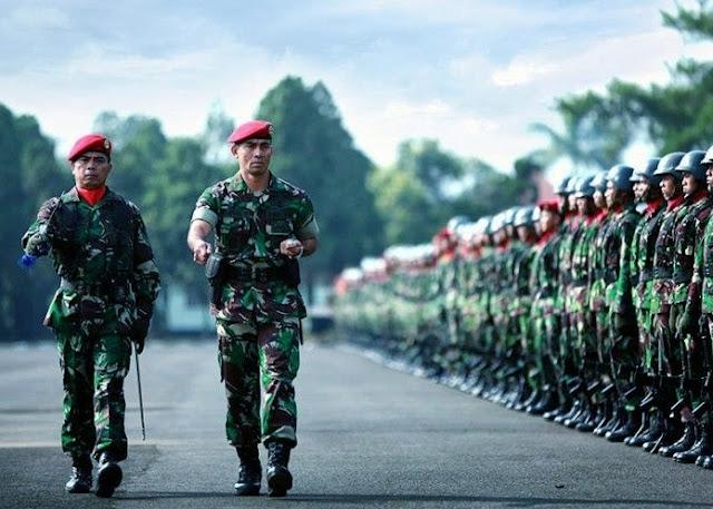 Jokowi Telah Tanda Tangani Perpres Tentang Jabatan Fungsional TNI