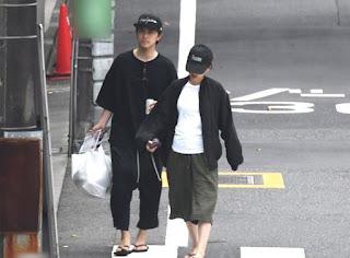 Atsuko Maeda and boyfriend Morikawa Masanori