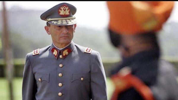Justicia chilena condena a general por crímenes contra DD.HH.