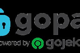 Download Logo Gopay Full HD Vektor Format AI