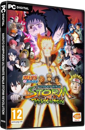 Download Naruto Shippuden: Ultimate Ninja Storm Revolution (PC)
