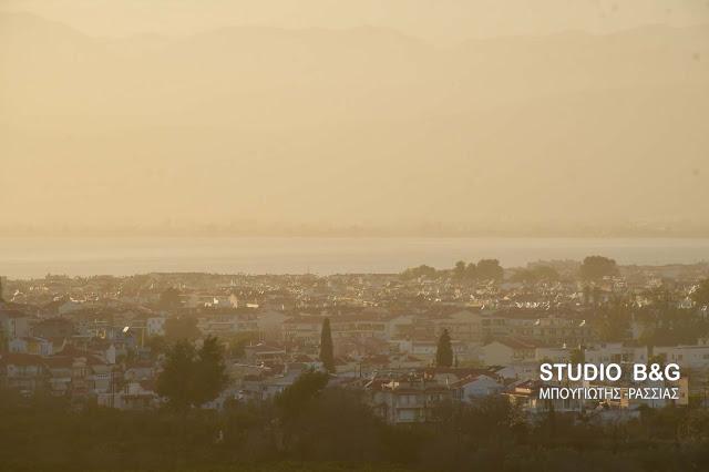 Επανακάμπτει η ζέστη και η αφρικανική σκόνη (βίντεο)