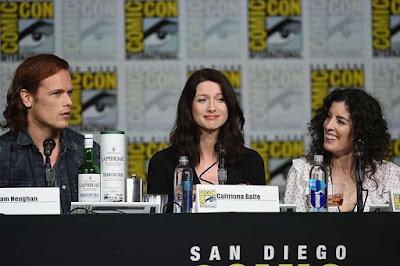 Maril Davis explica los cambios realizados en las tramas de Outlander