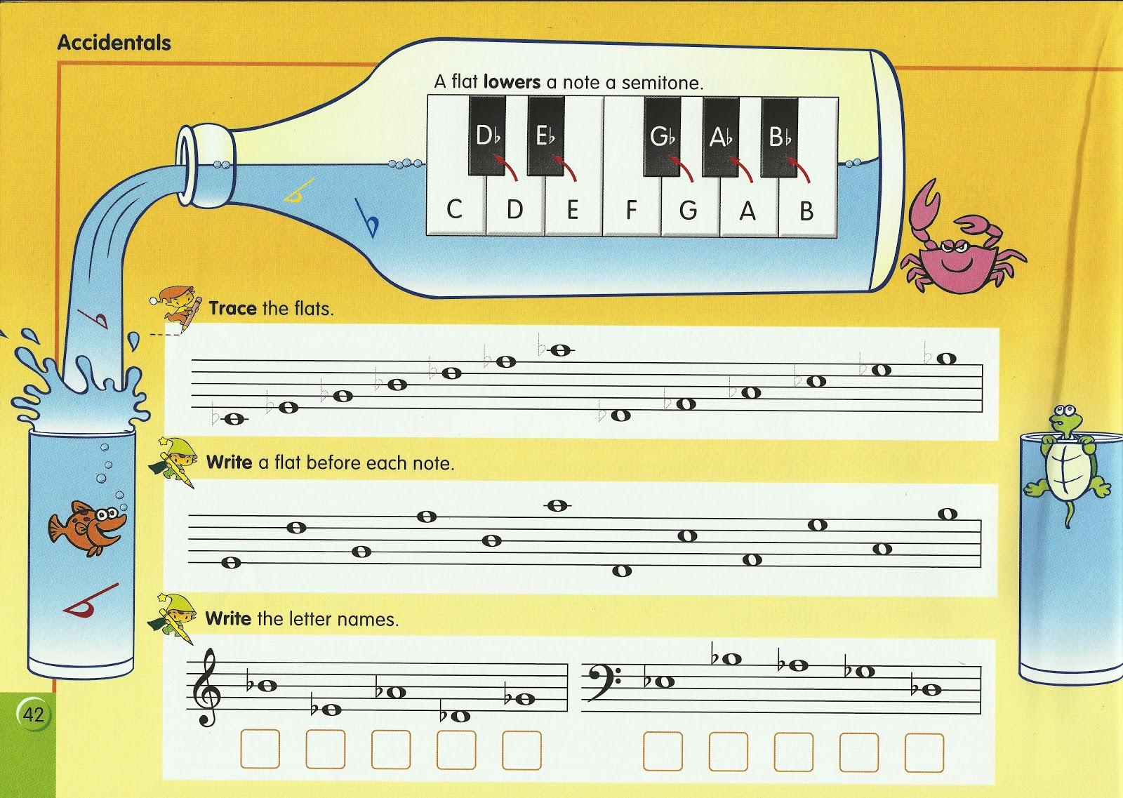 Music World Music Theory Worksheet 4