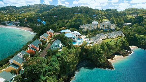 Trips Ahoy A Note About Sandals Regency La Toc Resort