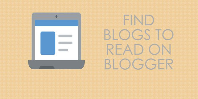 find blogs to read on