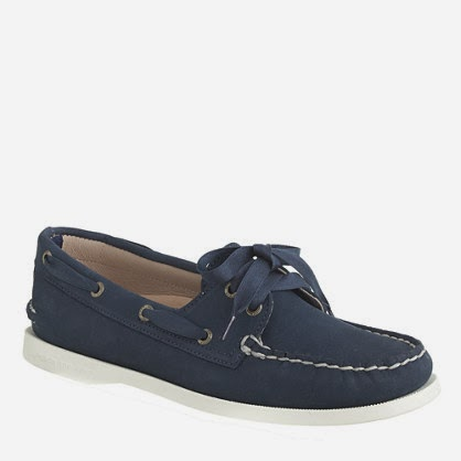 Sperry Top Sider Pelican Loafer Rain Shoes