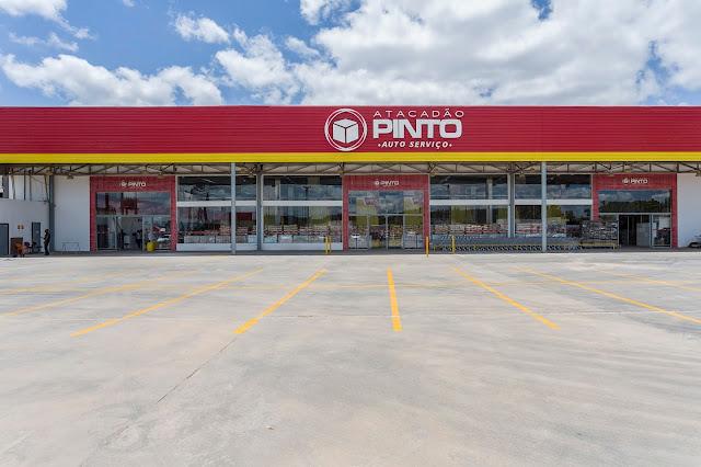 Atacadão Pinto inaugura unidade em Alagoinhas