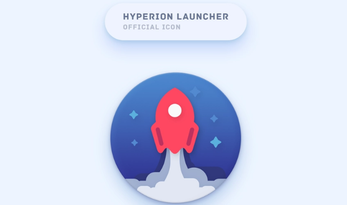Launcher Baru untuk Smartphone Android - Hyperion Launcher