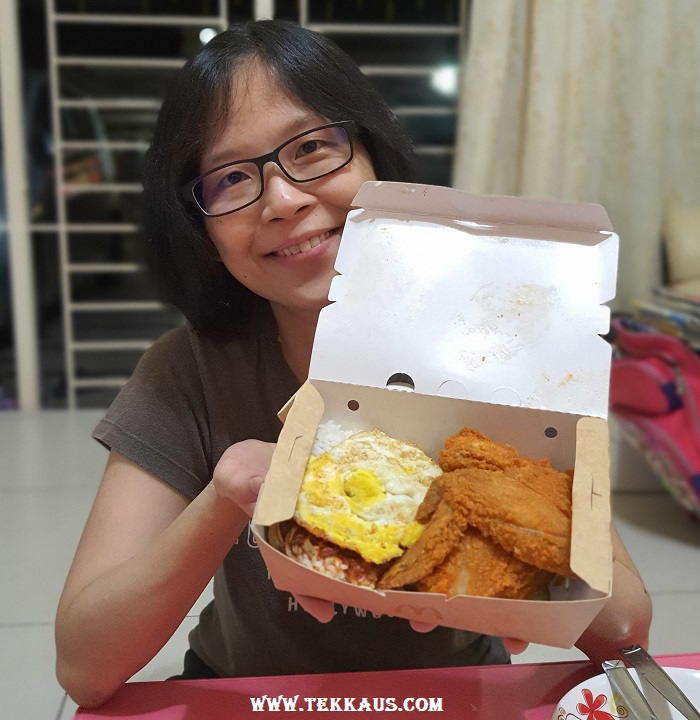 McDonald's Nasi Lemak Mekdi