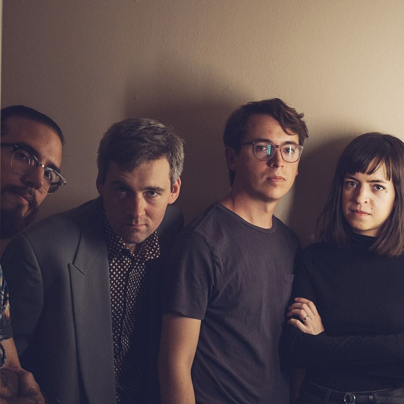 """El Lago's lush dreamy indie rock of """"Room to Room"""" creates a beautiful heaviness"""