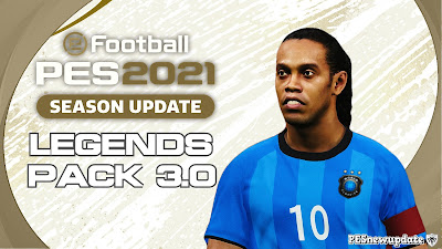 PES 2021 Abdulaziz's Legends Pack Update 3.0