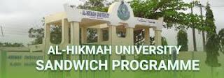 Al-Hikmah University Sandwich Programmes