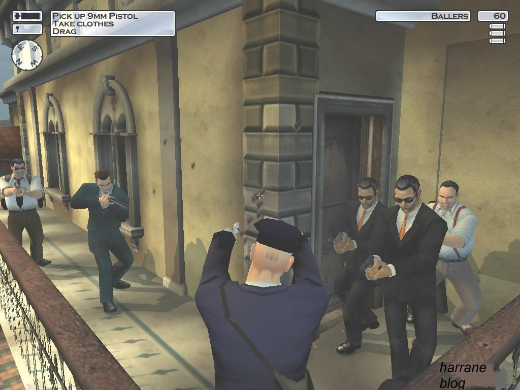 تحميل لعبة Hitman 2 Silent_Assassin download