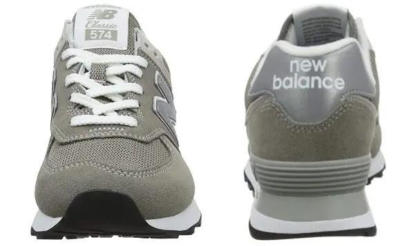 New Balance Women's 574 V2 Low Top Sneaker