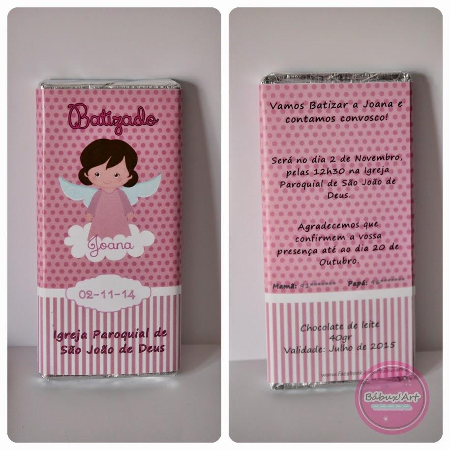 d34184c8455 Bábux Art  Kit de Festa - Batizado - Tema Anjo menina