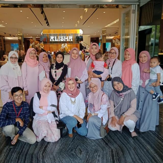 Alisha Fancy Shop Bandung