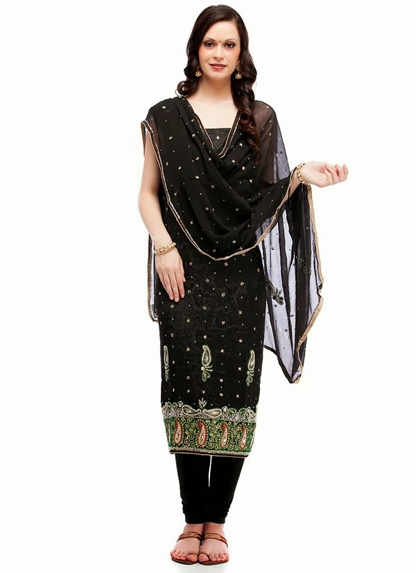 Elegant And Stylish Shalwar Kameez Collection For Girls