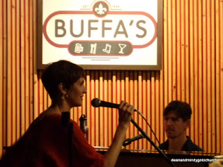 Alexandra Scott at Buffa's