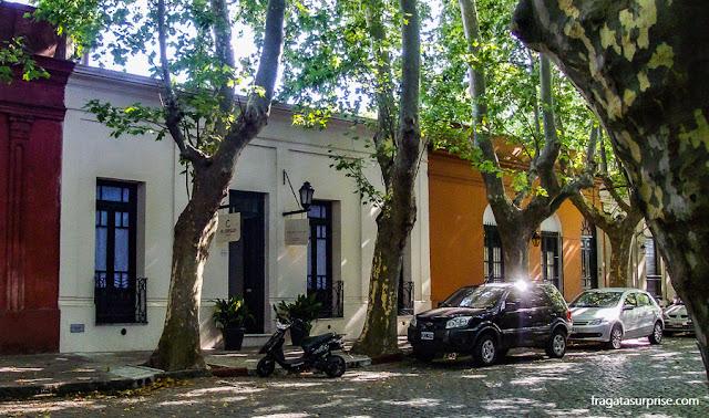 Hospedagem em Colonia del Sacramento, Uruguai: Pousada El Capullo