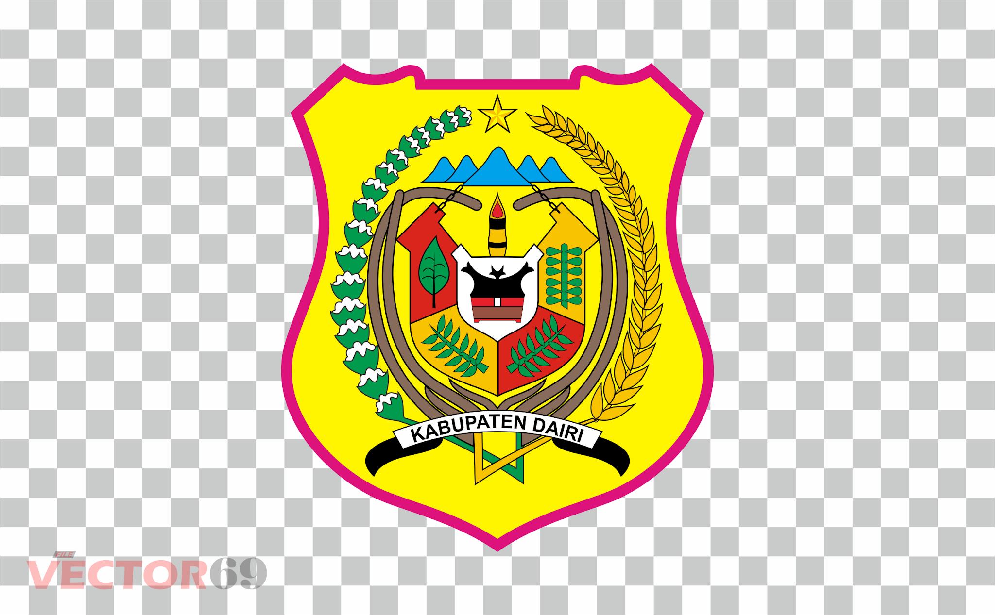 Kabupaten Dairi Logo - Download Vector File PNG (Portable Network Graphics)